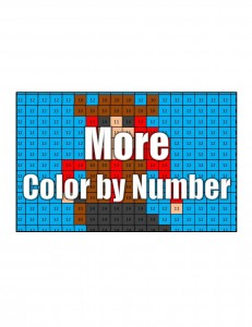 Get More Color by Number