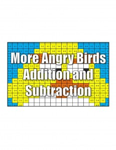 Get More Angry Bird Add and Sub