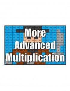 Get More Advanced Multiplication