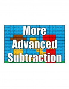 Get More Advanced Subtraction