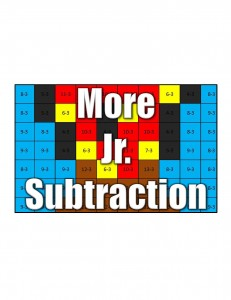 Get More Subtraction
