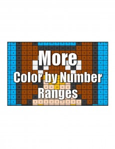 Get More Color by Number Ranges