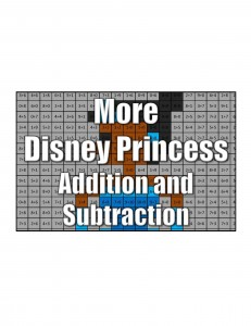 Get More Disney Addition