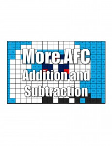 Get More AFC Addition and Subtraction