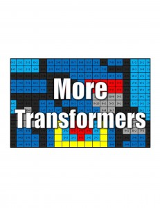Get More Transformers