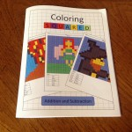 Coloring Squared First Book