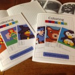 Coloring Squared First Books