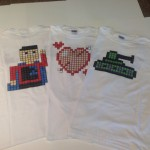 Coloring Squared T Shirt