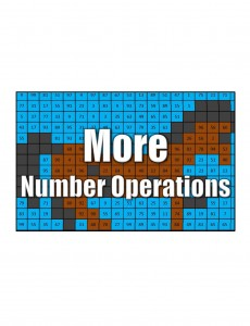 Get More Number Operations
