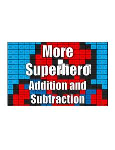 Get More Superhero Addition