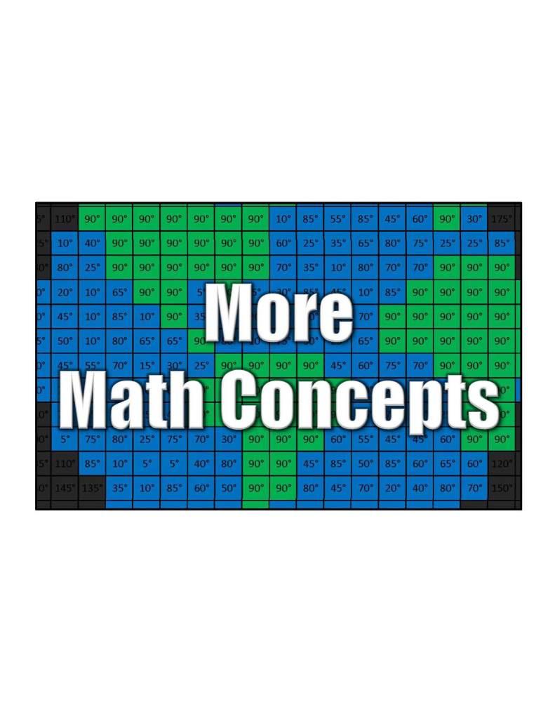 4th Grade Math - Coloring Squared