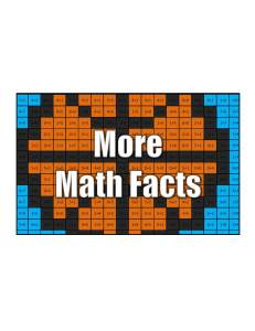 Get More 1st Grade Math Facts