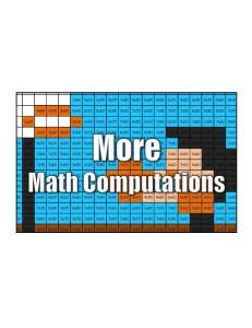 Get More 3rd Grade Math Computations