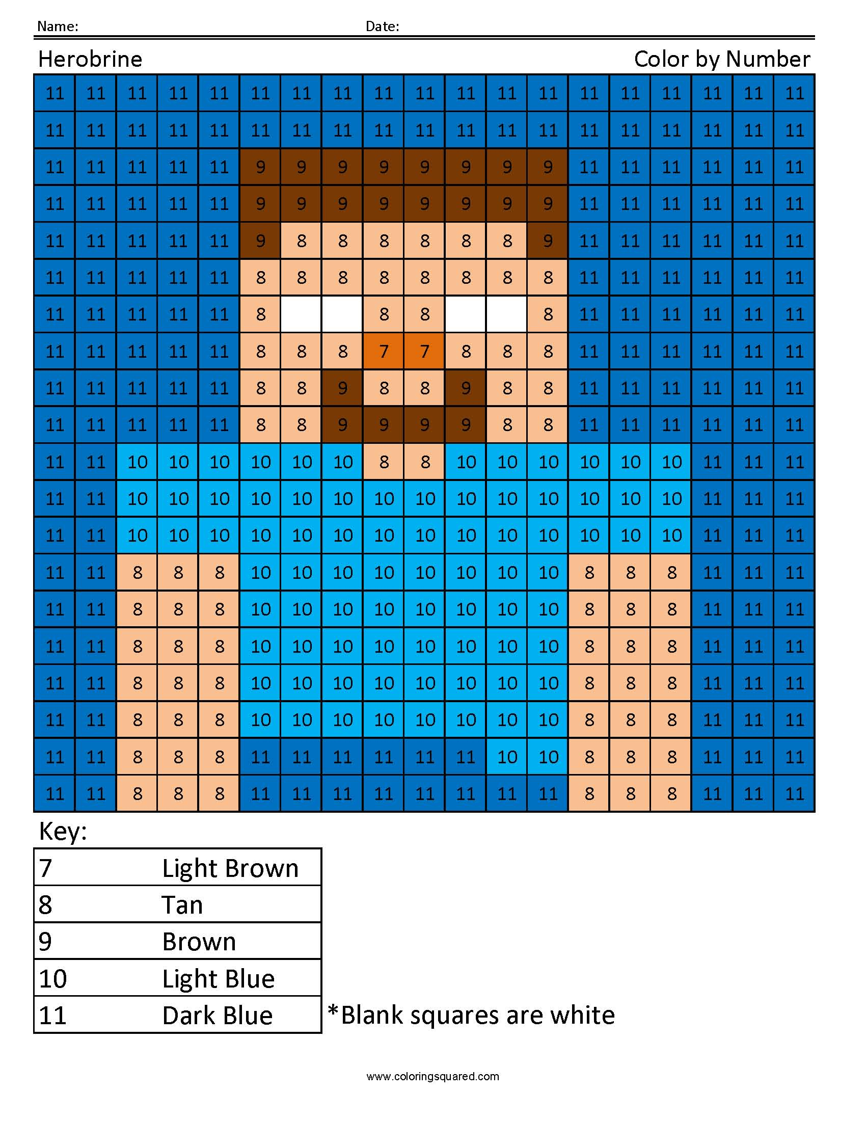 Free Coloring Pages Of Minecraft Addition