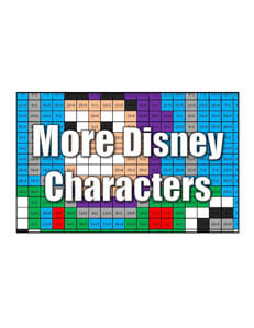 Get More Disney Characters