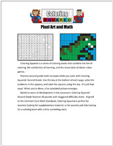 Back Cover Second Grade