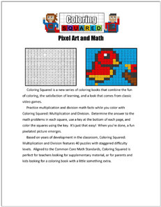 Back Cover Multiplication and Division