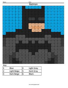 Batman- Justice League Division