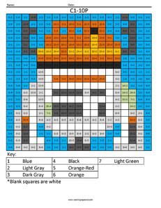 C1-10P- Star Wars Rebels Division coloring activity