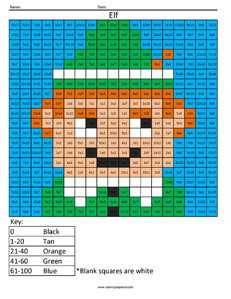 Elf- Holiday Multiplication