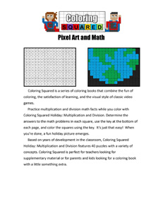 Holiday: Multiplication and Division