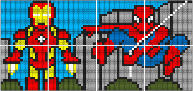 Spider-Man Homecoming Mural
