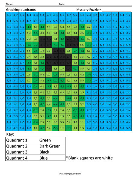 Creeper- Quadrants