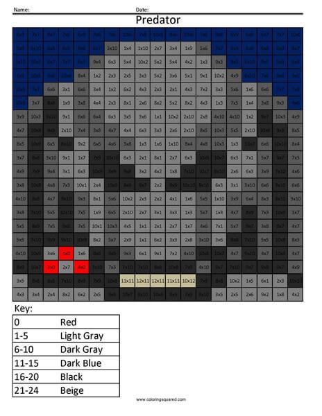 Predator Multiplication