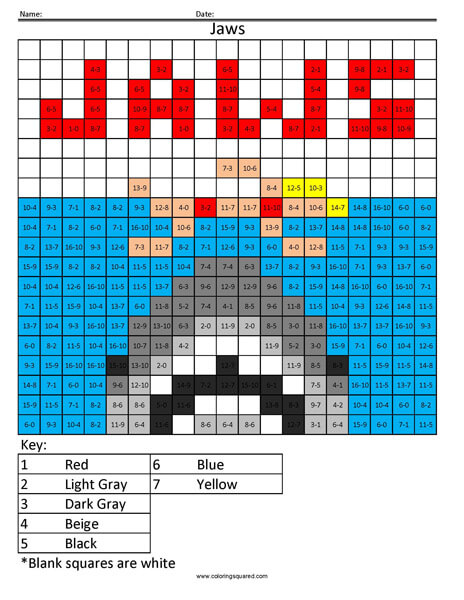 Jaws Subtraction