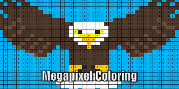 Coloring Squared- Free Math Coloring Pages
